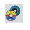 Jumbo flap disk